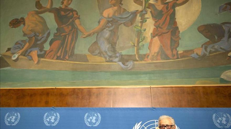 Rusia insiste en que Irán debe participar en Ginebra 2