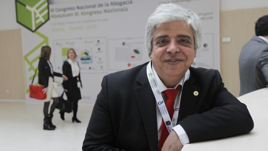 El 'número dos' de la Abogacía española y decano de Barcelona, Oriol Rusca.