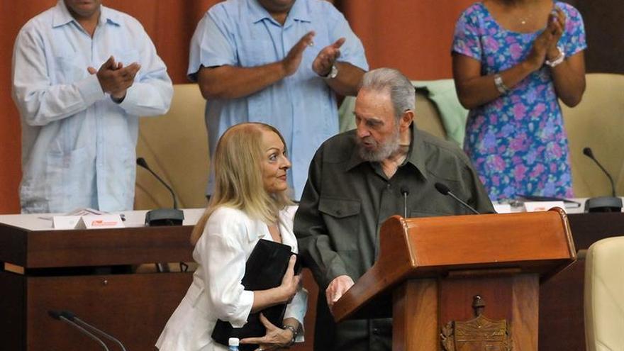 Dalia, Celia, Nati, Myrta: Las mujeres de Fidel
