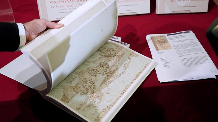 La editorial Seuil pide al Museo Van Gogh un diálogo sobre su polémico cuaderno