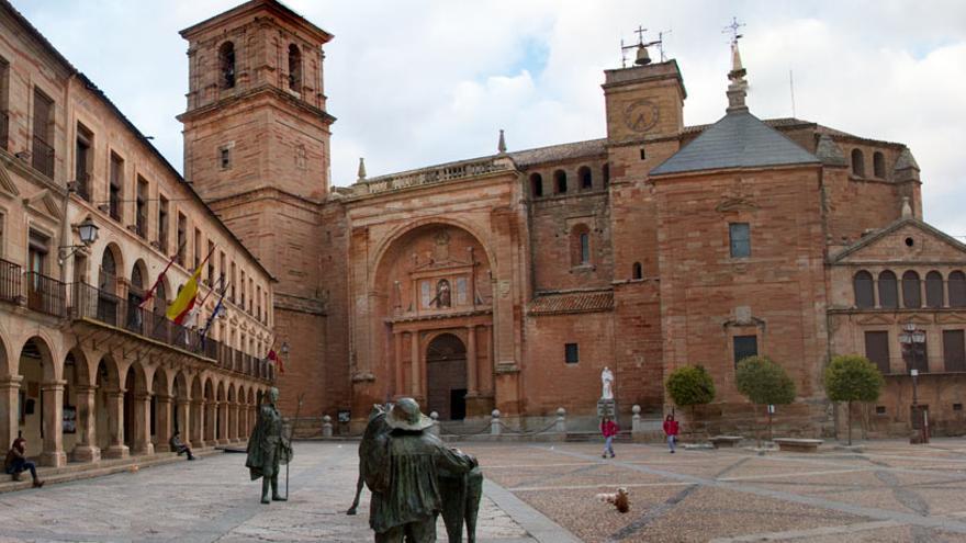 Villanueva de los Infantes (Ciudad Real), uno de los pueblos finalistas