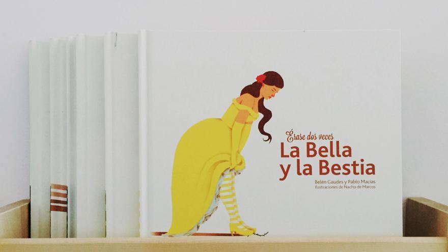 'La Bella y la Bestia' de la colección 'Érase dos veces'