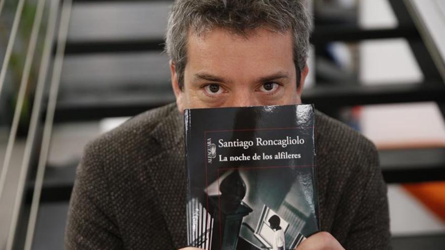 """Santiago Roncagliolo: """"La violencia forma parte del ADN latinoamericano"""""""