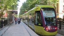 La Junta retrasa a 2020 la puesta en marcha del tranvía de Jaén que suma ocho años de paro