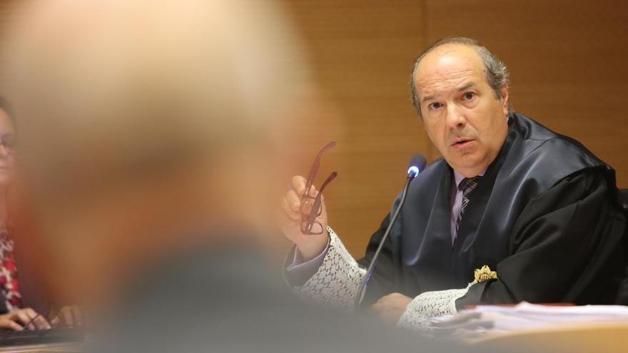 Miguel Pallarés. (ALEJANDRO RAMOS)