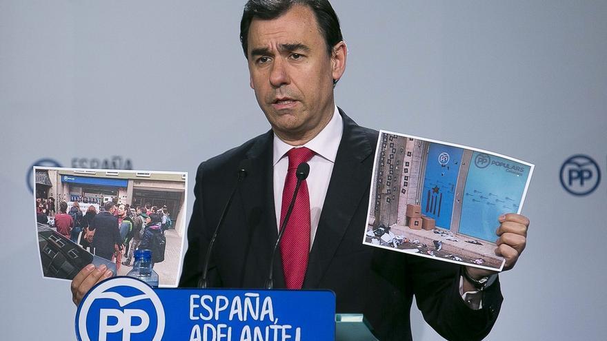 """El PP cree que las palabras de Puigdemont en Harvard muestran la """"locura"""" y """"deriva absurda"""" de la Generalitat"""