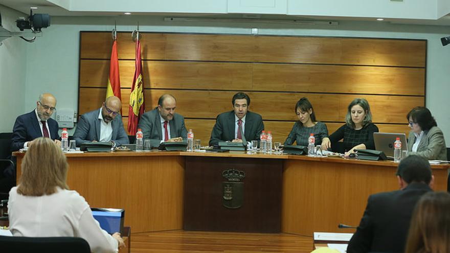 Comisión de Economía y Presupuestos