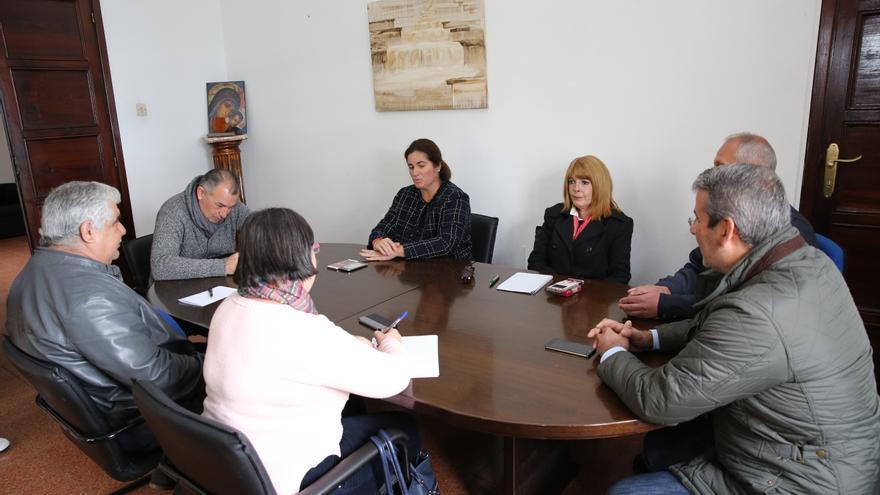 Junta de Portavoces de Firgas (ALEJANDRO RAMOS)