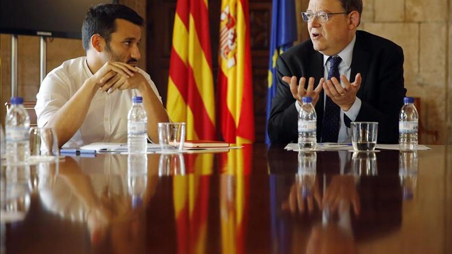 Puig sobre financiación: Como president de la Generalitat Valenciana no bajaré la cabeza