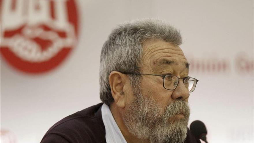 """Méndez asegura que """"es incierto y falso"""" que UGT se haya financiado con fondos de formación"""