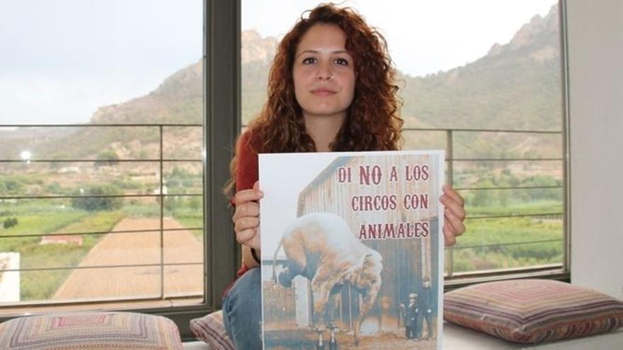 """Marisa Gómez: """"343 municipios de toda España ya están libres de circos con animales"""""""