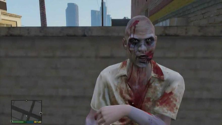 Zombies GTA V
