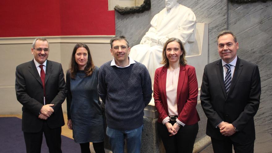 El equipo, liderado por Manuel García Aznar, participará en el proyecto europeo PRIMAGE