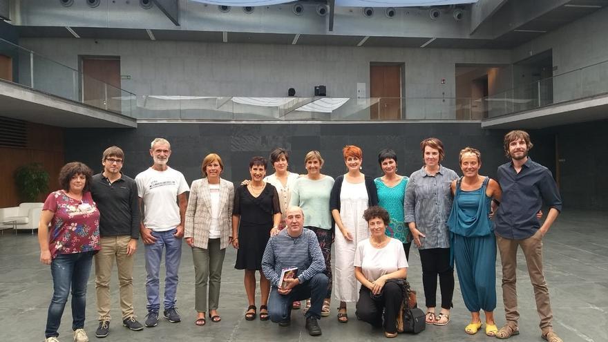 """Familiares de los condenados de Alsasua piden apoyo a los partidos frente a """"una situación judicial extraordinaria"""""""