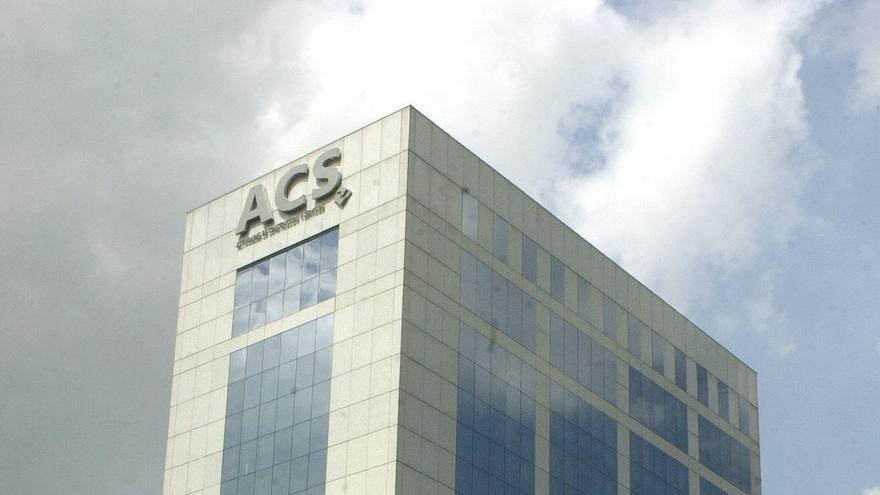 ACS negocia con fondos para crear una plataforma de inversión en autopistas