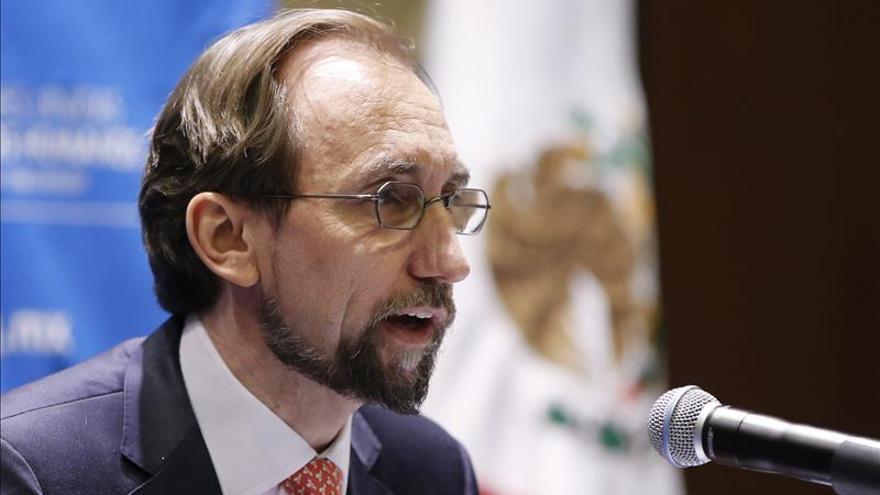 El alto comisionado de D.Humanos denuncia acoso a jueces y fiscales venezolanos