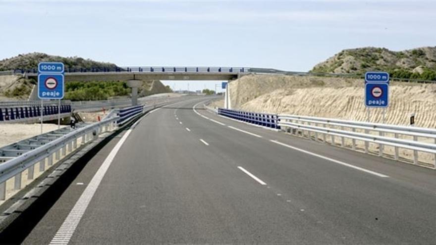 Vía donde se superó el límite de velocidad. Foto: Europa Press