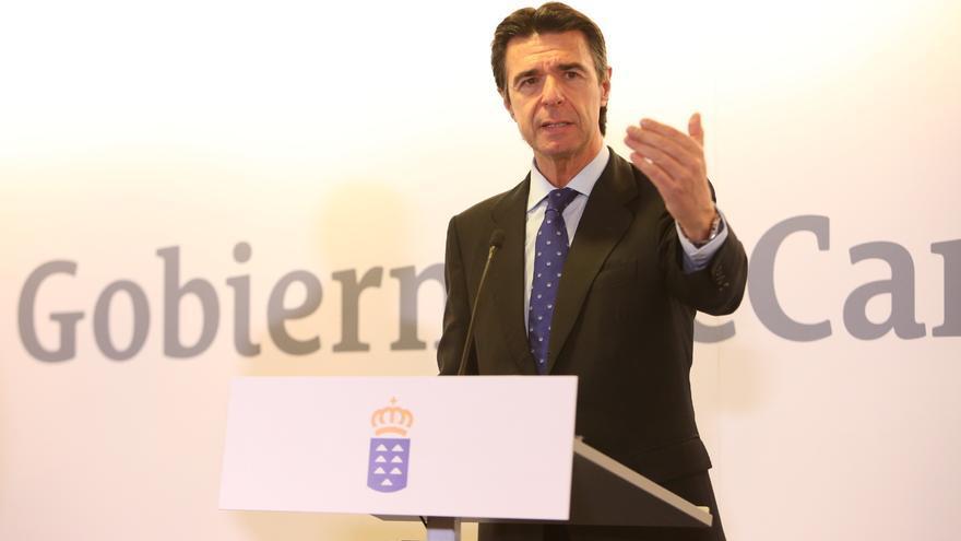 El ministro de Industria Energía y Turismo, José Manuel Soria.