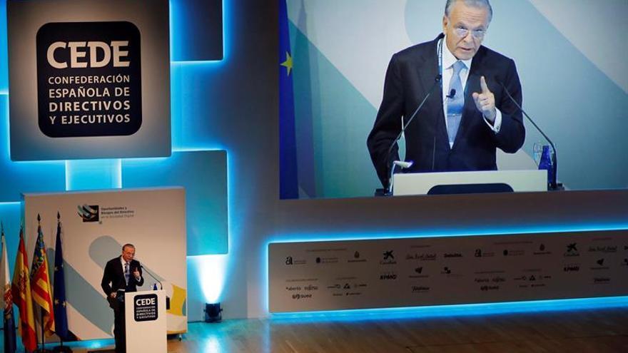 """Felipe VI agradece a los empresarios su """"apuesta y confianza en España"""""""