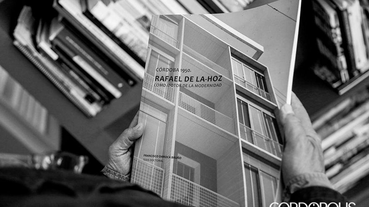 Un libro sobre la obra de Rafael De La-Hoz Arderius.