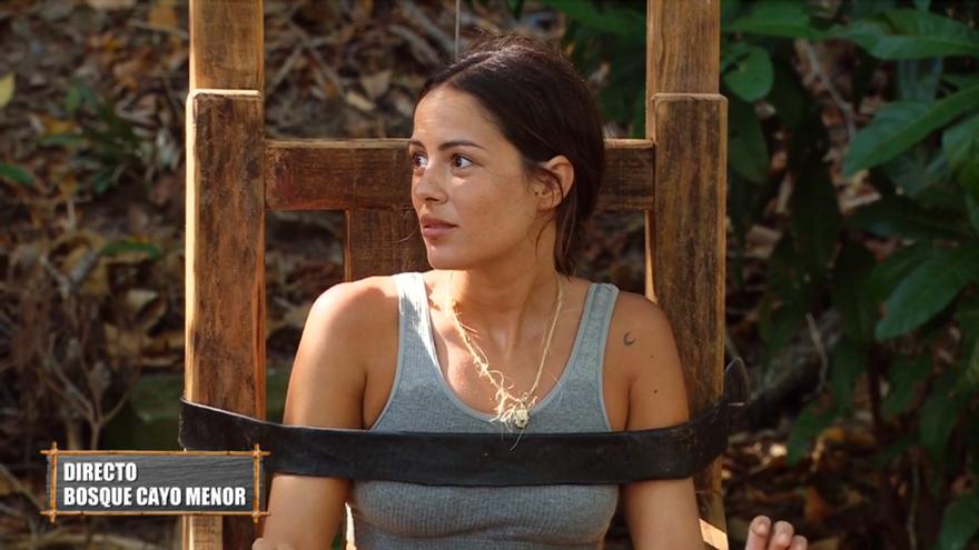 Melyssa en 'Supervivientes'