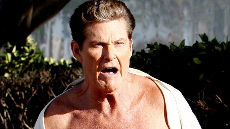 """David Hasselholf """"vigila la playa"""" de nuevo y saldrá en 'Fuga de cerebros 2'"""