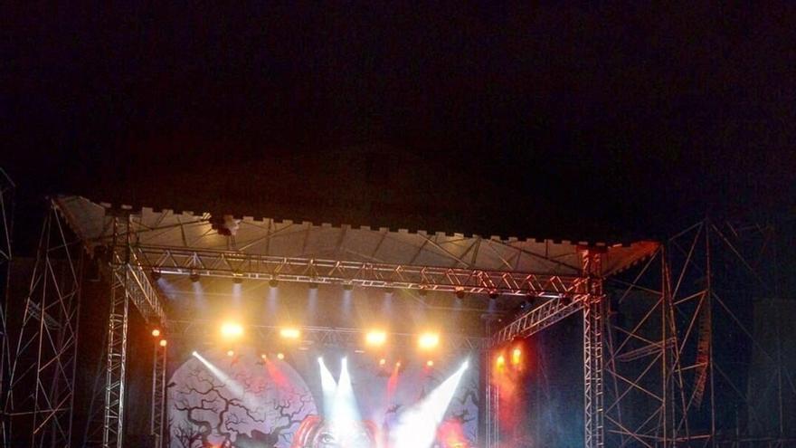El 37 Festival de Rock del Zaidín comienza este jueves en un recinto con capacidad para 12.500 personas