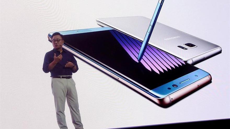 Samsung volverá a vender el Note 7 en Europa el 28 de octubre