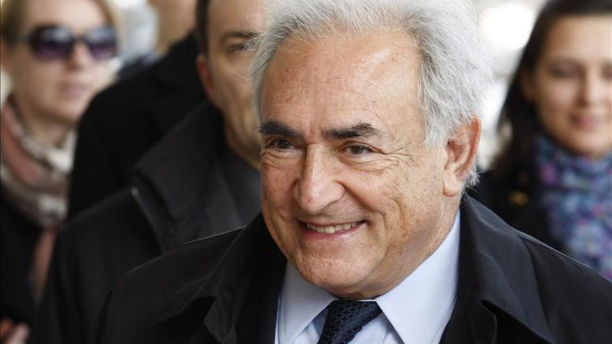 DSK declara de nuevo sobre su presunta relación con una red de proxenetismo