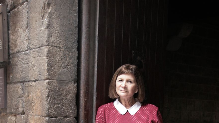 Alicia Giménez Bartlett // Foto: Marta Calvo