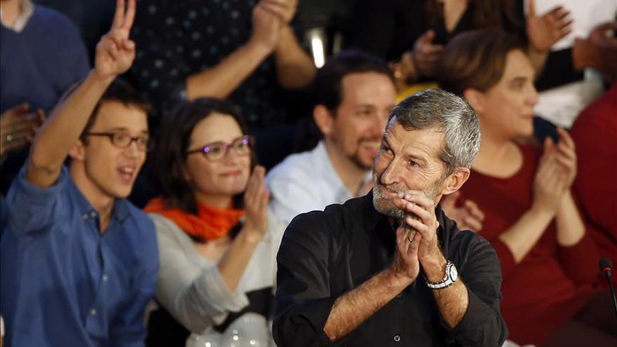 La Fonteta se queda pequeña para el mitin de cierre de Compromís-Podemos