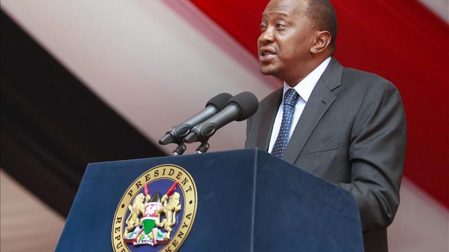 La CPI rectifica y decide que Uhuru Kenyatta esté en el juicio por crímenes contra la humanidad