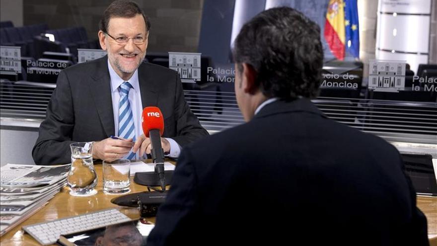 Rajoy dice que, por su parte, Gibraltar no entorpecerá las relaciones con Londres