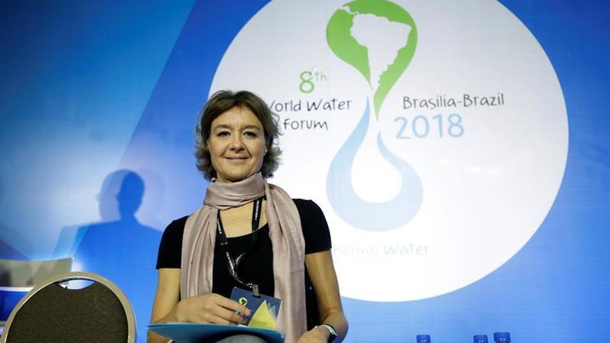 Tejerina admite en el Día Mundial del Agua que está previsto un nuevo trasvase del Tajo al Segura