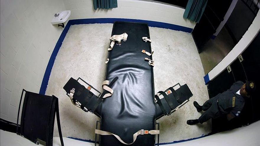 La pena de muerte en Estados Unidos profundizó su declive en 2015