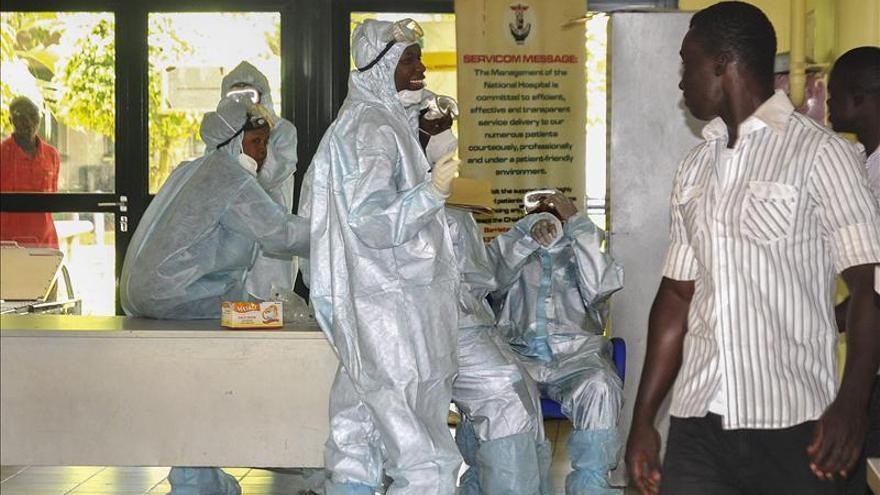 Senegal registra el primer caso de ébola en su país