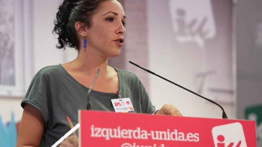 Toni Morillas, responsable del área de Feminismo en la dirección andaluza de IU.