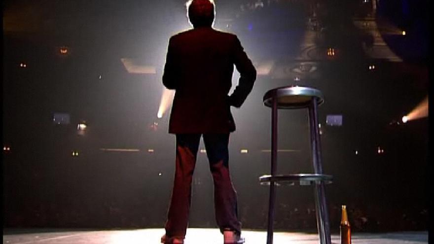 Pedro Toro en el Festival de Comedia de Paramount Comedy.