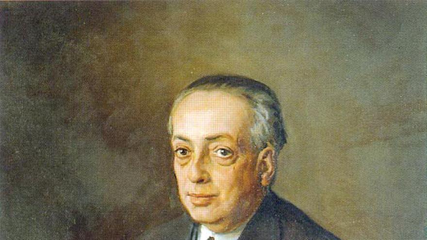Blas Cabrera. | REAL ACADEMIA DE CIENCIAS
