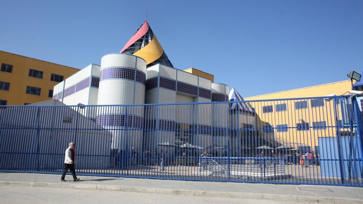 Imagen de recurso del Centro de Internamiento de Extranjeros de Aluche (Madrid)