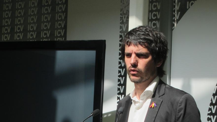 ICV-EUiA propone un cumbre en Barcelona para reestructurar la deuda pública europea