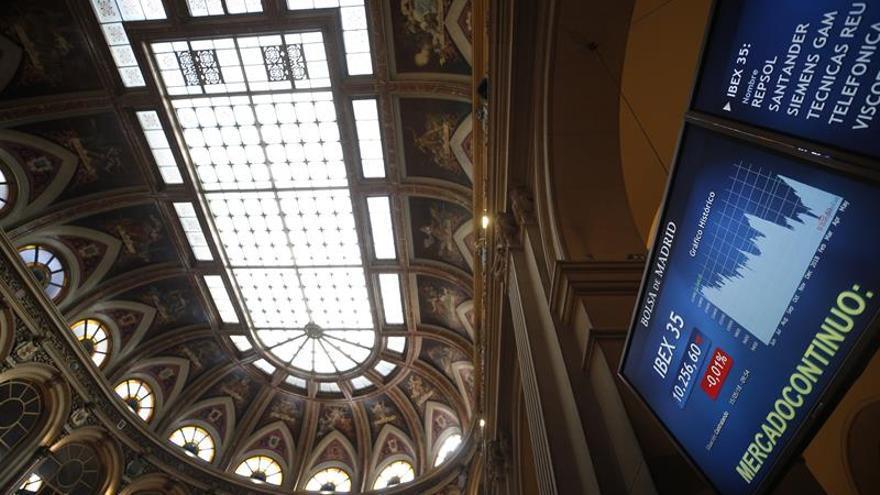 La Bolsa española consolida las ganancias de la apertura y sube el 0,26 por ciento