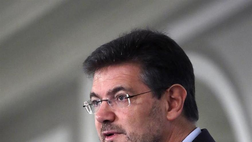 Catalá niega haber presionado a Consuelo Madrigal y pide respeto a Fiscalía