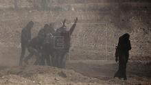 """MSF alerta de heridas de bala """"inusualmente graves"""" en pacientes de Gaza"""