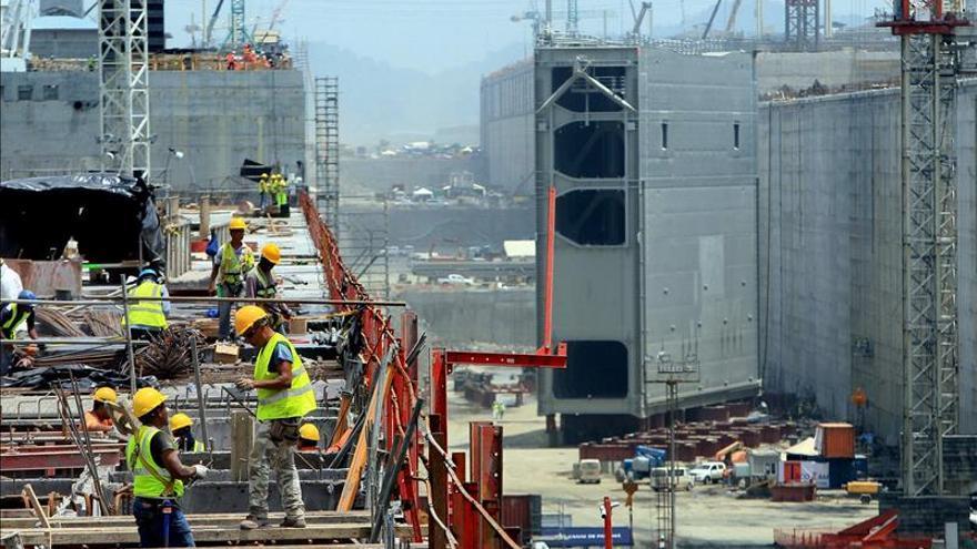 La ampliación del Canal de Panamá puede retrasarse seis meses