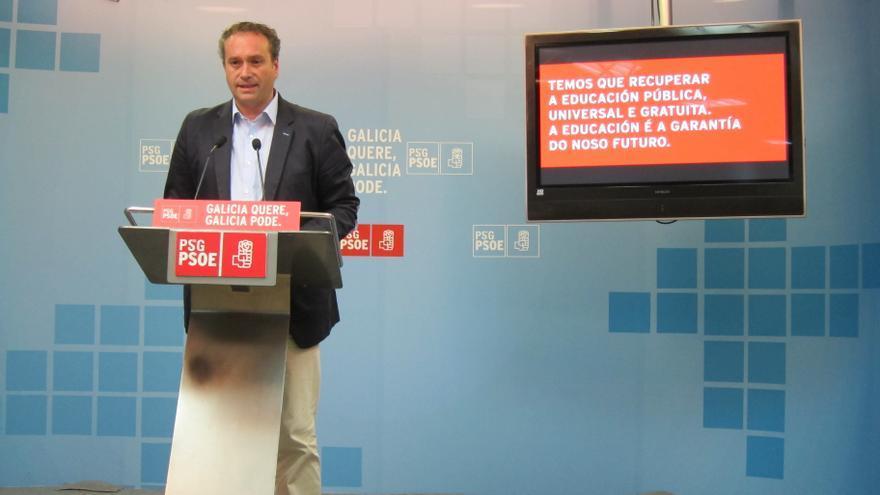 'É o momento, Galicia decide', lema de la campaña del PSdeG en la que Pachi Vázquez participará en 70 actos