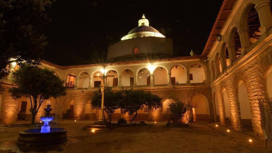 Un convento boliviano abre al público con los bríos del siglo XVIII