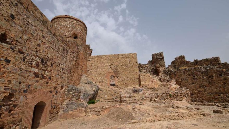 Castillo de Capilla, Badajoz