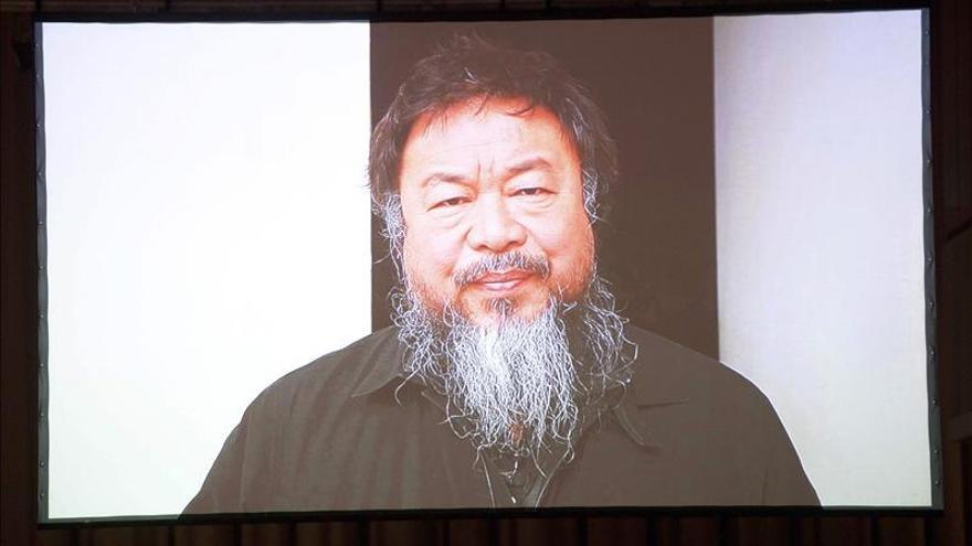Ai Weiwei lanza su primer vídeo musical con una crítica a su detención de 2011