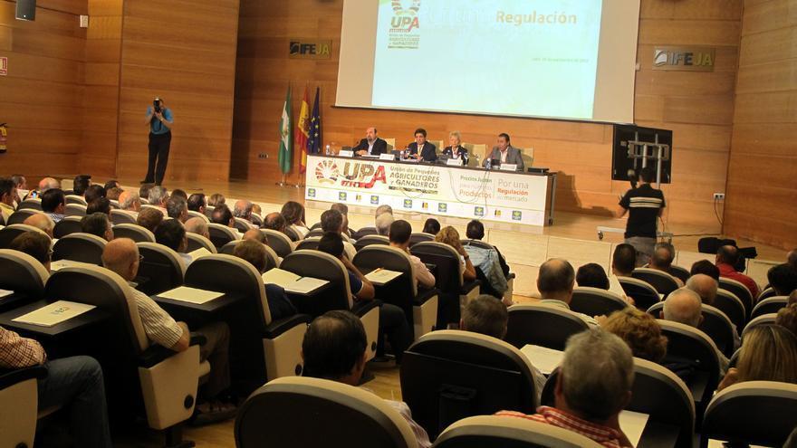 Jornada técnica sobre la PAC organizada por la UPA en Jaén